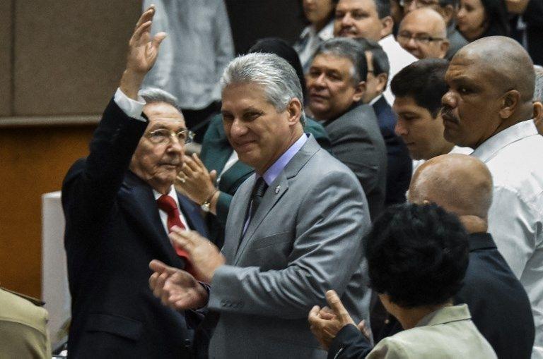 Miguel Díaz-Canel se alista para reemplazar a Raúl Castro en Cuba