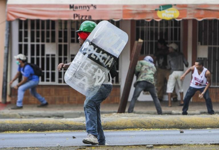08:35Muere un periodista en el cuarto día de protestas en Nicaragua