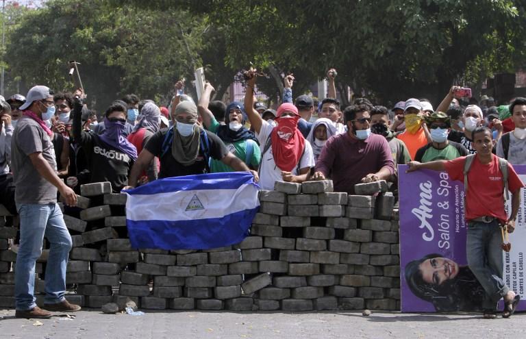 34 personas han fallecido en protestas en Nicaragua