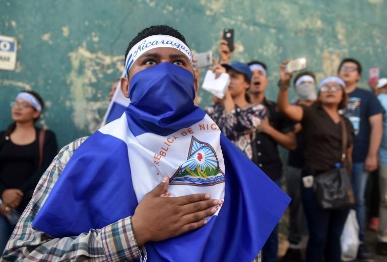 Estudiantes condicionan diálogo en Nicaragua a creación de comisión de investigación