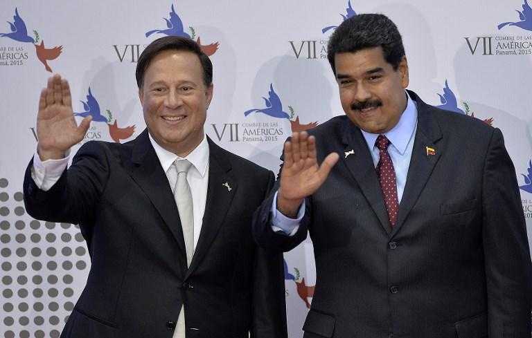 Venezuela y Panamá acuerdan restablecer conexión aérea y embajadores