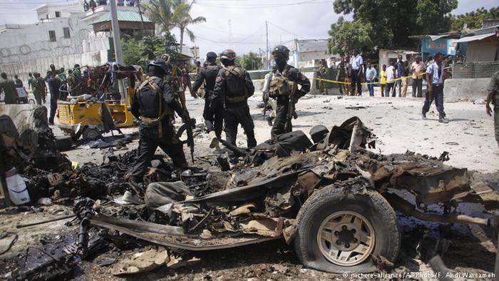 Coches bomba matan a tres milicianos Al Shabab y a un soldado en Somalia