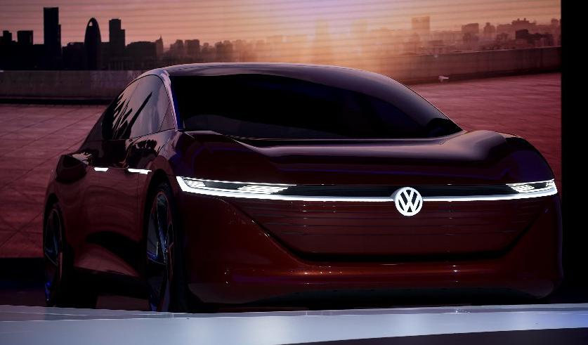 China se lanza a la carrera por los coches autónomos