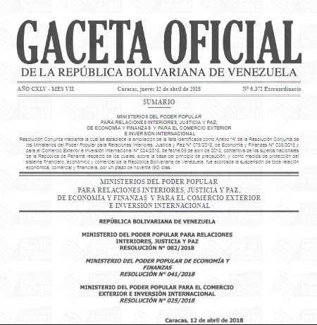 Grupo de Lima y Estados Unidos no reconocerán las elecciones en Venezuela