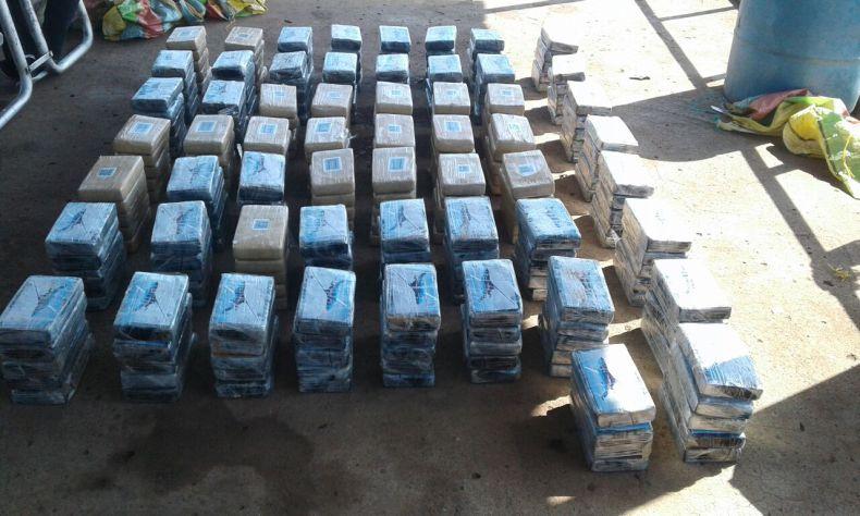 Aprehenden a tres extranjeros con 289 paquetes de presunta droga en Chiriquí