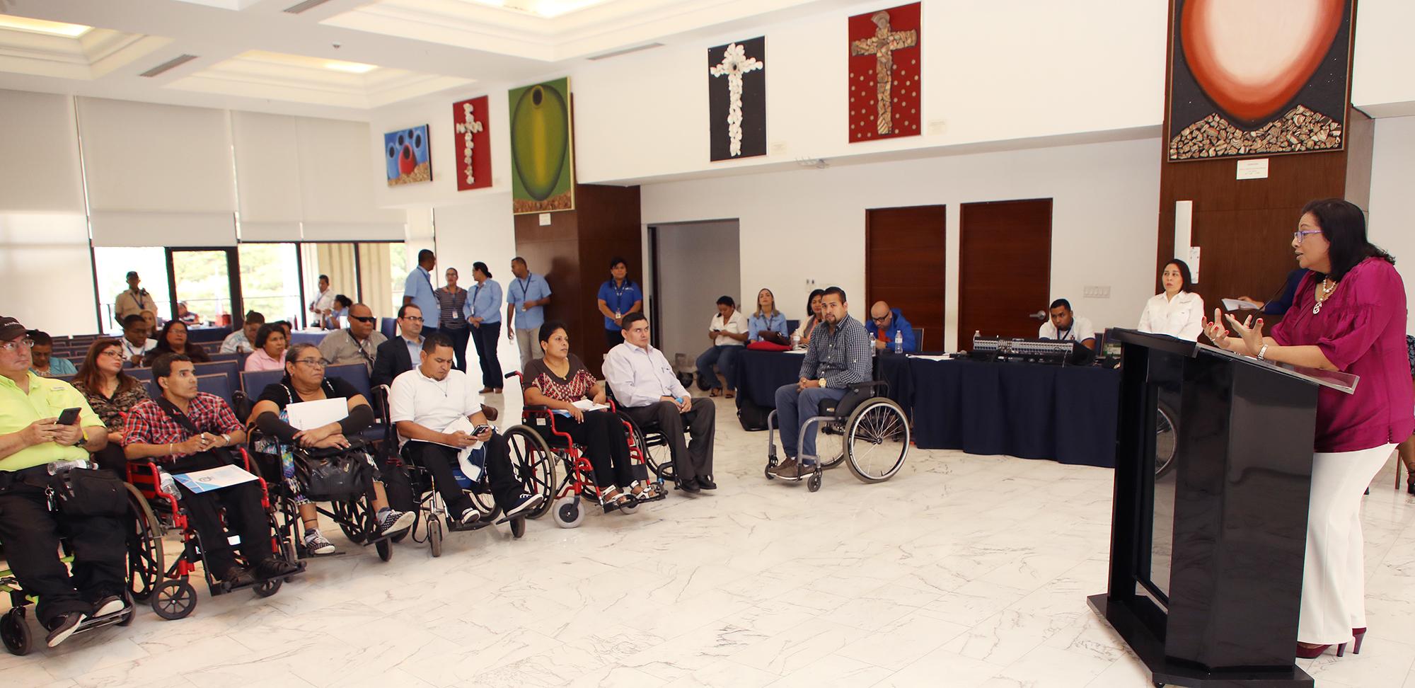 Trato preferencial para las personas con discapacidad en las elecciones de 2019