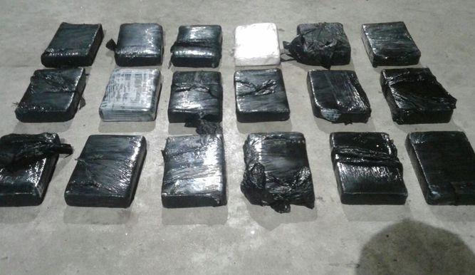 Senafront detiene a sujeto con varios paquetes de presunta droga en Darién