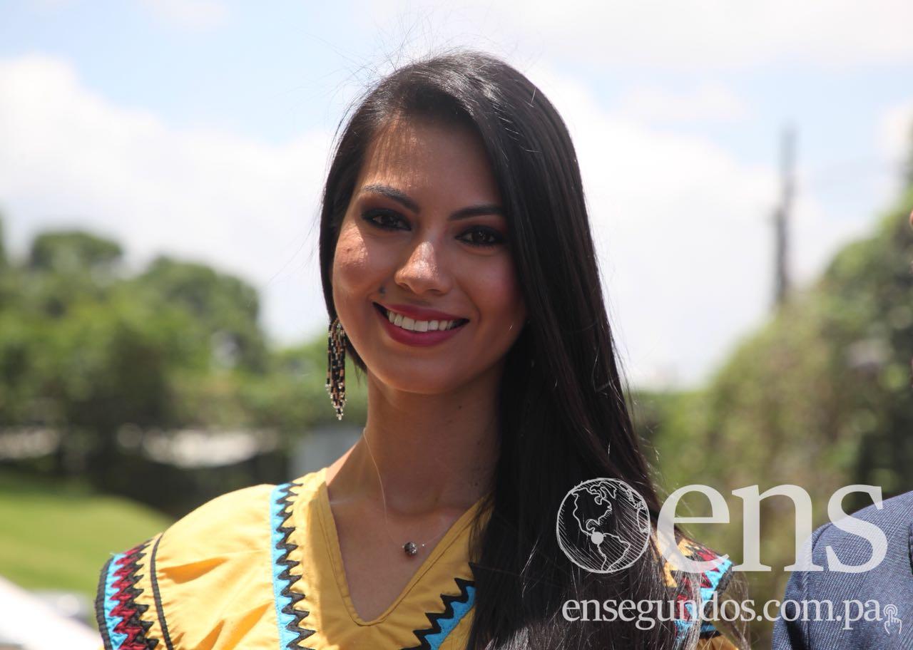 Representante Ngäbe Buglé de Señorita Panamá: Vengo a demostrar que soy 100% indígena