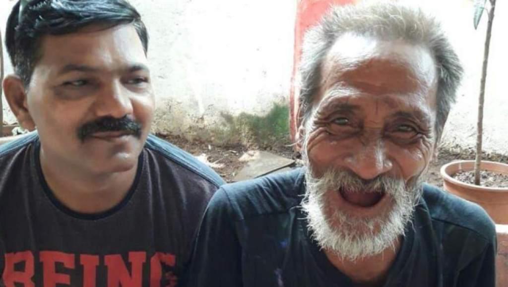 Un video de YouTube logra reunir a una familia india tras más de 40 años