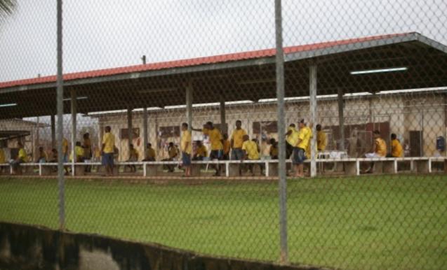 Inician investigación en La Joyita por agresión de presos a otro recluso