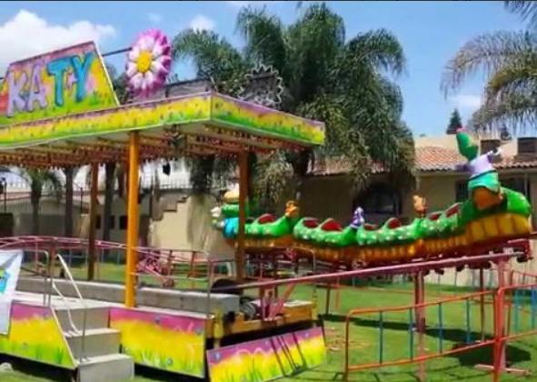 Sinaproc suspenderá operaciones de parque de diversiones en la Feria de Azuero