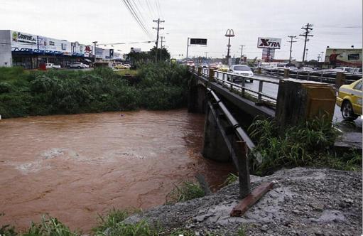 Van 10 empresas interesadas en obras de ampliación del cauce del río Juan Díaz