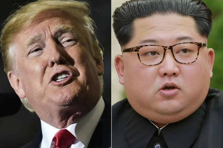 EEUU envía misión a Singapur para preparar cumbre Trump-Kim