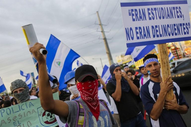 Inicia diálogo entre Ortega y otros opositores en Nicaragua