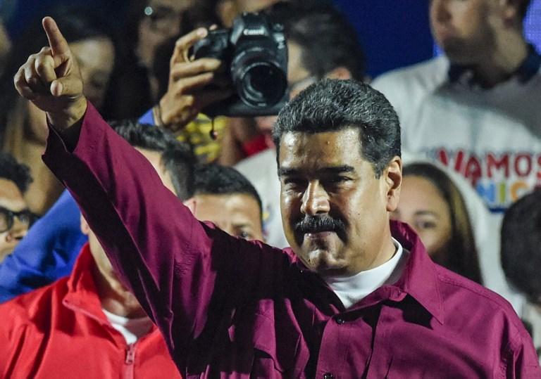 Una incursión en Venezuela sacada directamente de Hollywood
