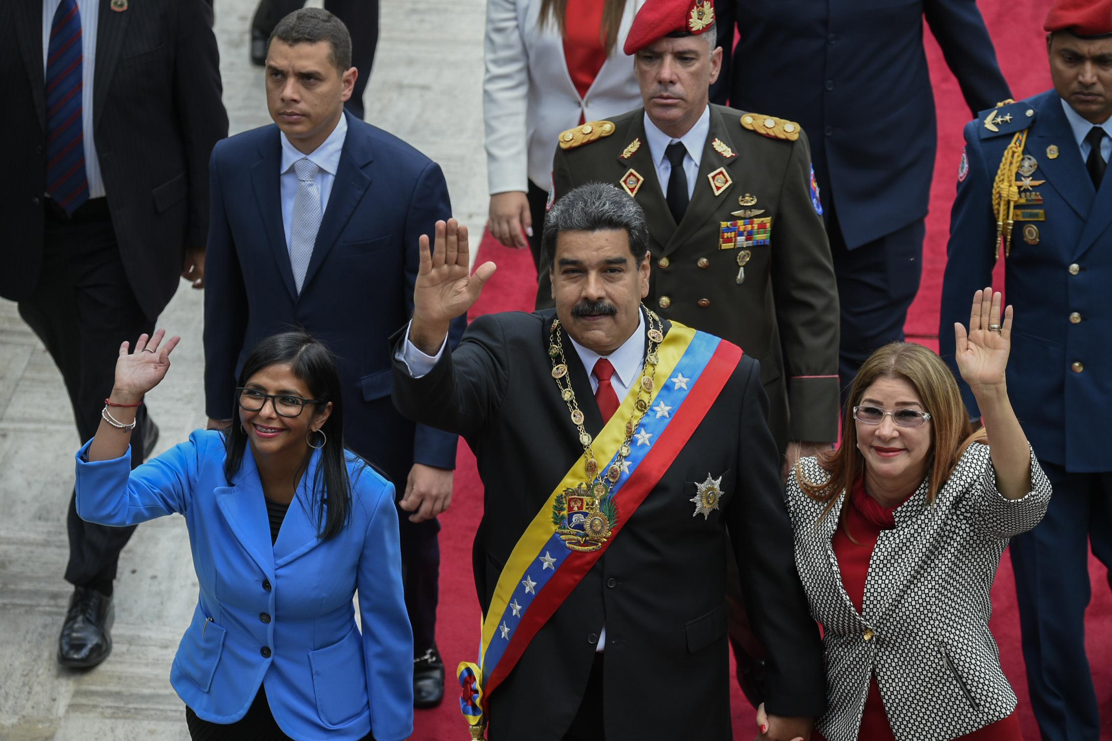 Maduro jurará este jueves como presidente reelecto ante la Constituyente