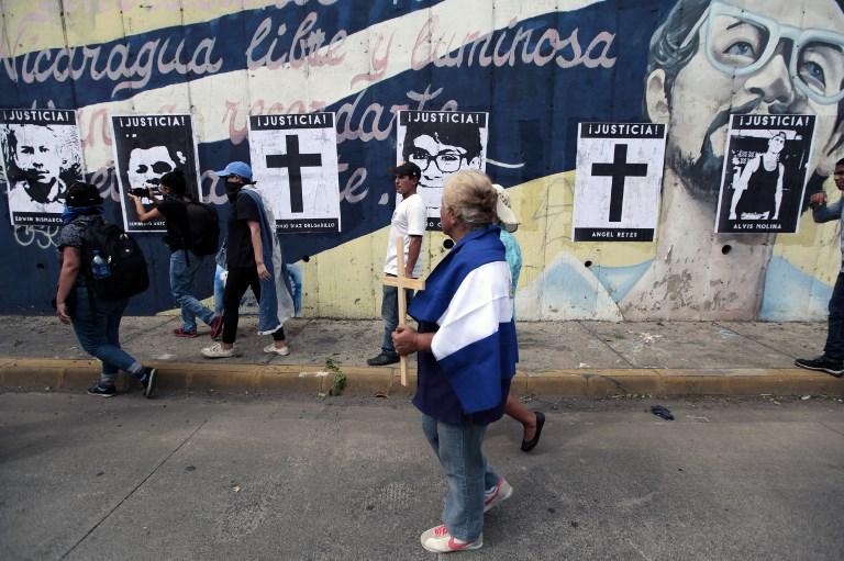La Iglesia rechaza diálogo en Nicaragua tras la muerte de 11 manifestantes