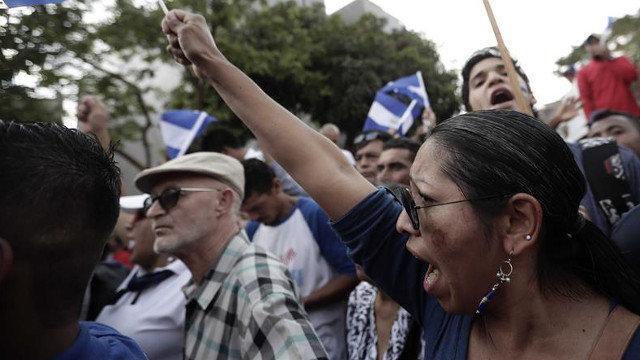 Miles vuelven a marchar en Nicaragua en demanda de justicia y democracia