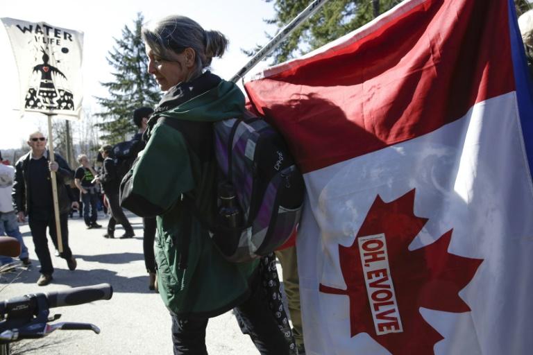Canadá nacionalizará un controversial proyecto de oleoducto