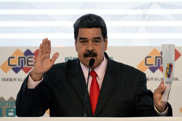 Tribunal Supremo de Venezuela en el exilio solicitó Alerta Roja de Interpol contra Maduro