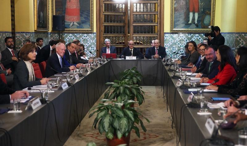 """Grupo de Lima hace """"último llamado"""" a Venezuela para suspender elecciones"""