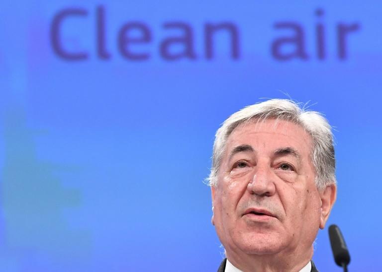 La UE envía ante la justicia a 6 países por mala calidad del aire y exime a España