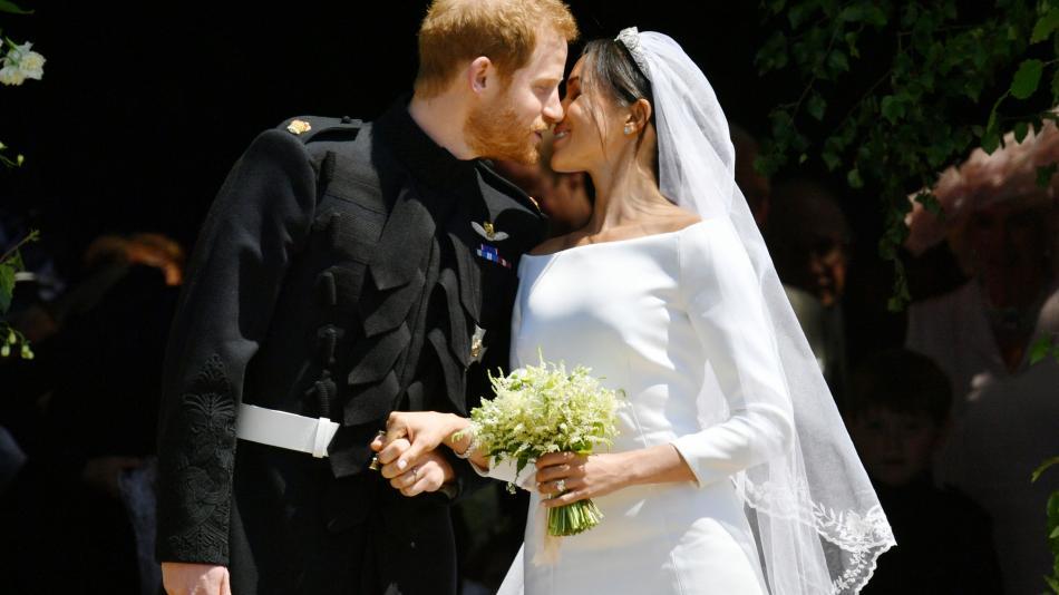 """El matrimonio de Harry y Meghan una boda real """"Milenial"""""""