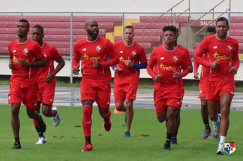 Panamá inicia entrenamientos de cara a su primer Mundial en Rusia