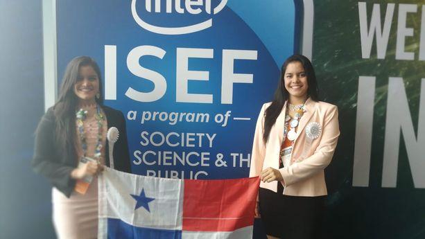 Panamá gana el tercer lugaren la Feria Internacional de Ciencia e Ingeniería de Intel