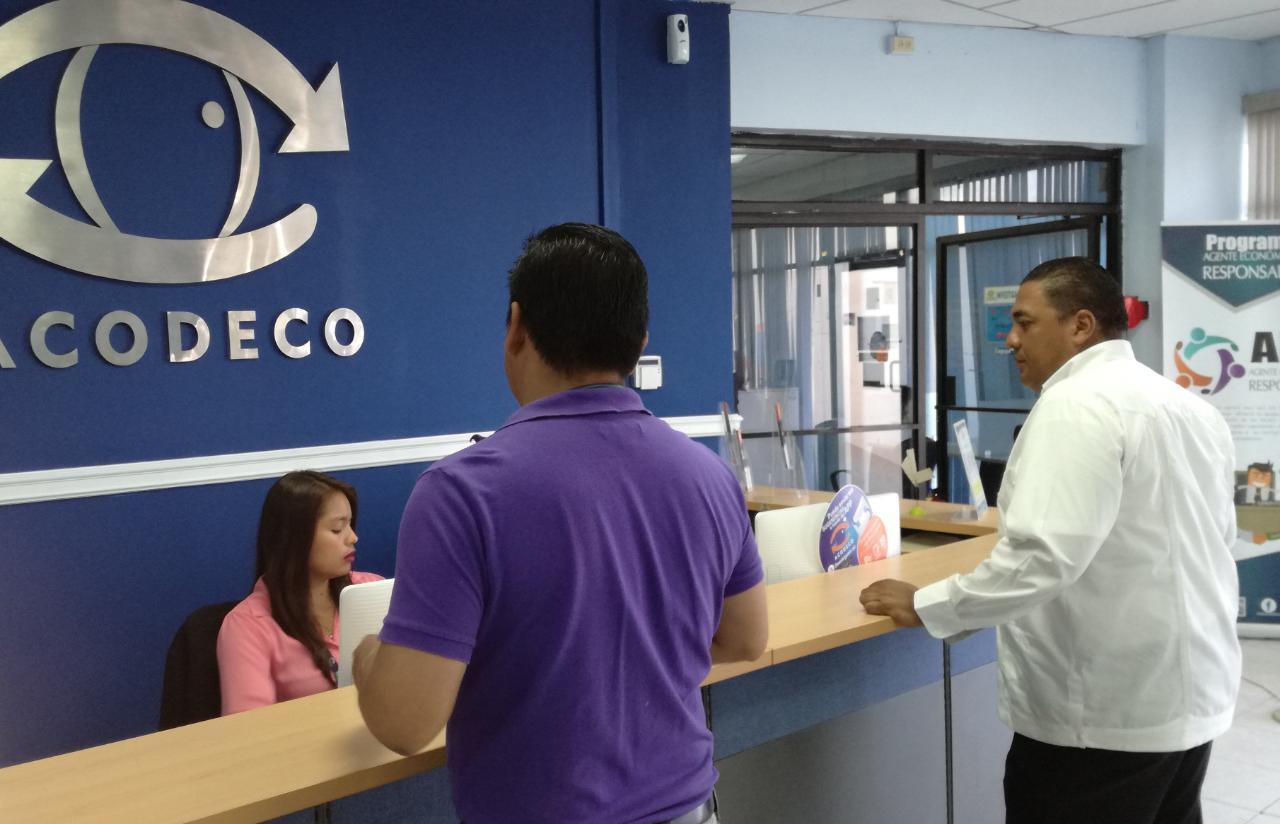 Acodeco registró $88,900 en multas por historial de crédito de agentes económicos