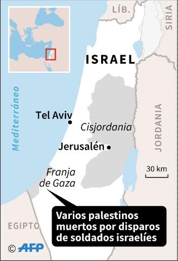 Israel actuó con moderación en Gaza, dice embajadora de EU en la ONU