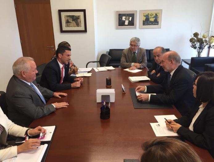 Panamá coordina con México reglamento de flujos migratorios para la JMJ