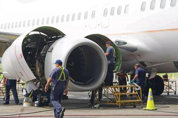 Técnicos de mantenimiento de aeronaves y Copa acuerdan nuevo convenio colectivo