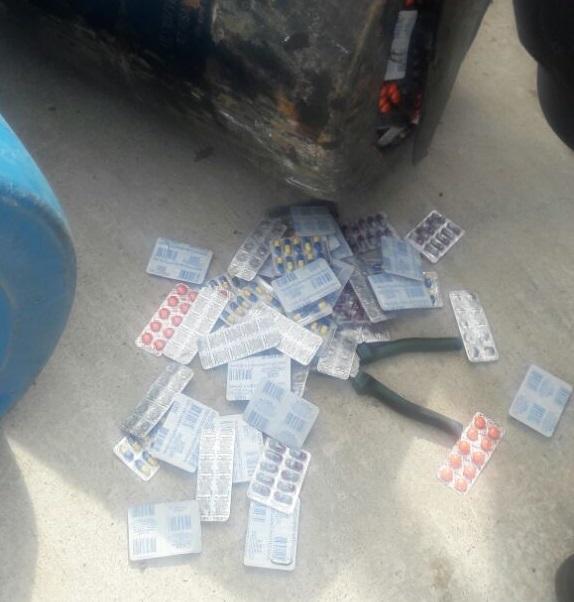 Decomisan medicamentos en Guna Yala y aprehenden a 16 personas
