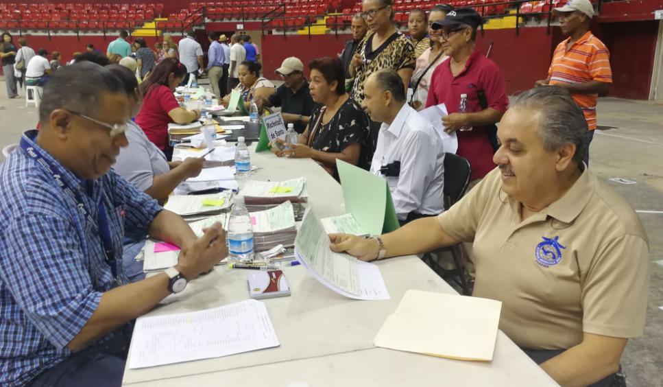 Entrega de Cepadem para no jubilados y viudos será del 10 al 13 de julio