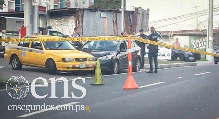 Se registra homicidio en Calle 7 Río Abajo