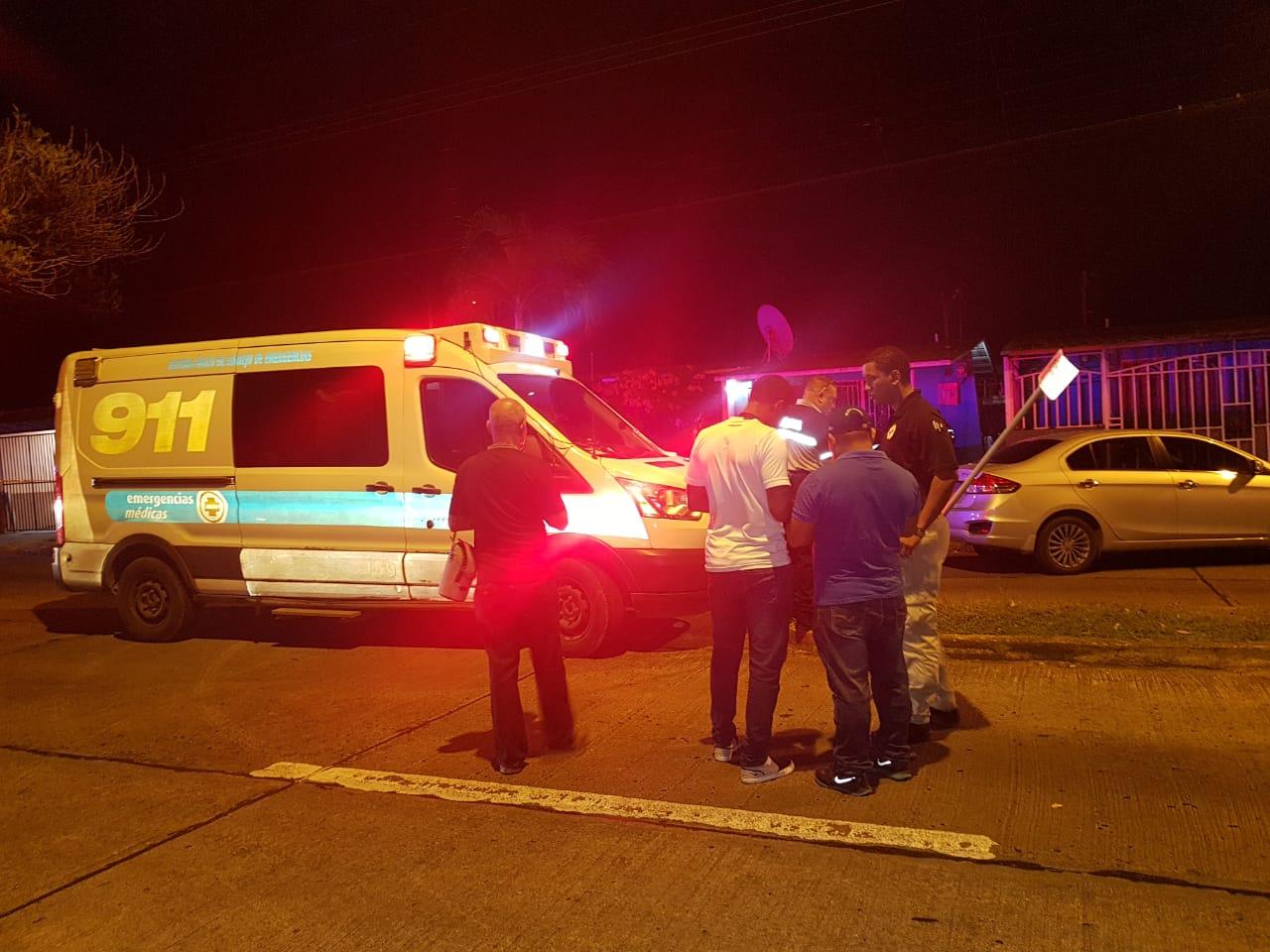 Asesinan a disparos a menor de17 años en una casa de la vía principal de Las Acacias