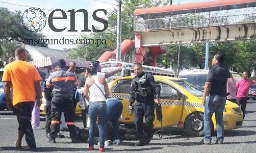 """""""Lince"""" de la Policía Nacional fallece en accidente de tránsito en Colón"""