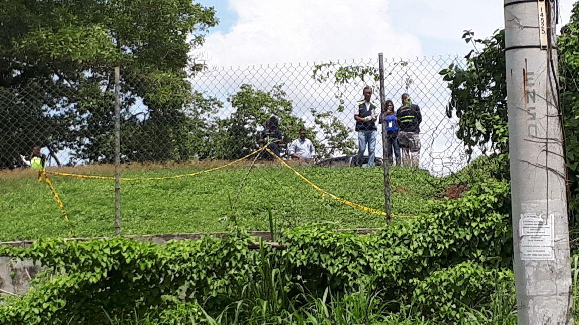 Reportan muerte de una persona en Rana de Oro