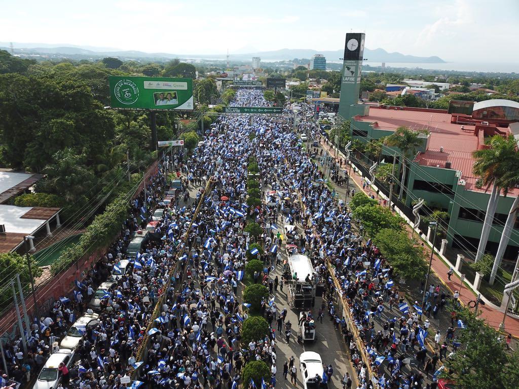 Violencia deja 11 muertos tras disturbios en Nicaragua