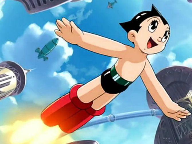 """Subasta récord de una plancha del cómic """"Astro Boy"""""""