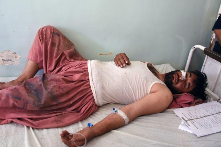 Al menos 16 muertos en un atentado en Afganistán