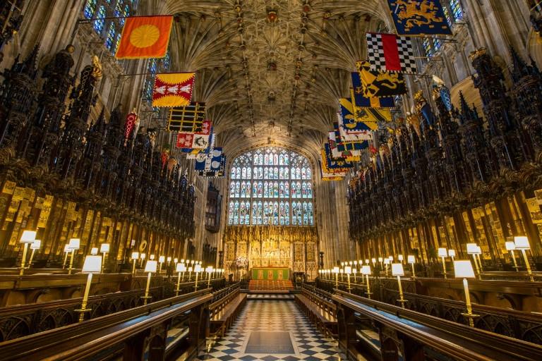 La iglesia llena de historia donde se casará Enrique de Inglaterra