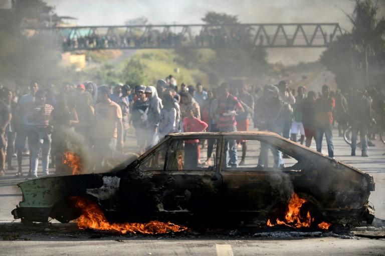 Temer ordena a fuerzas federales poner fin a una huelga que paraliza a Brasil