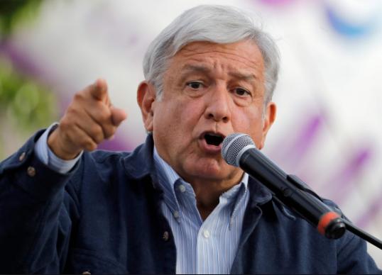 Candidato izquierdista López Obrador se desmarca de Venezuela