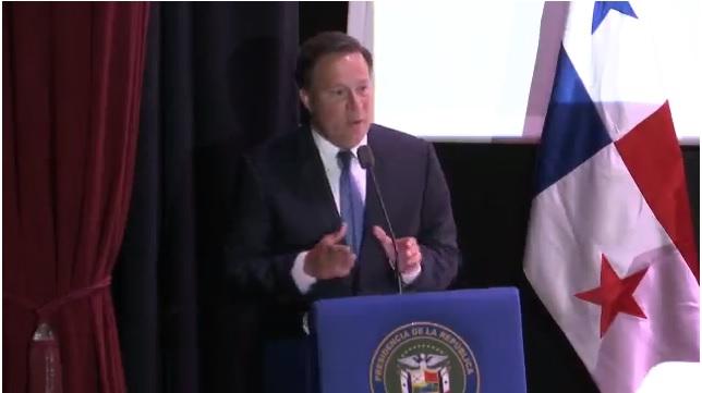 Varela llega a Colombia para investidura de Iván  Duque