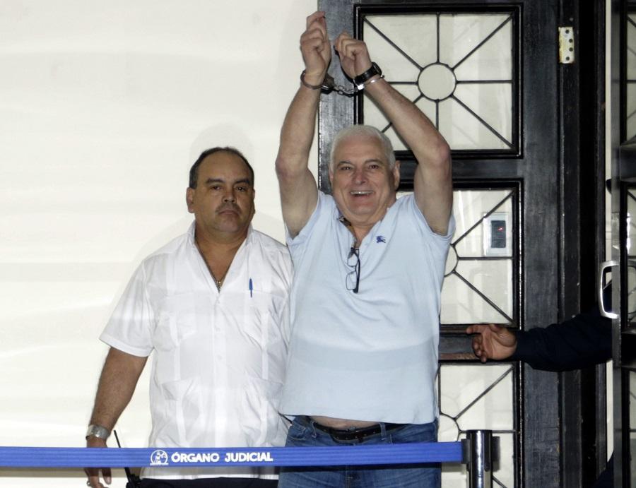 Postulan a expresidente Martinelli como candidato a diputado por el circuito 8-8