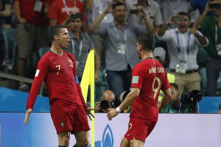 Cristiano Ronaldo anota un triplete para que Portugal empate 3-3 con España