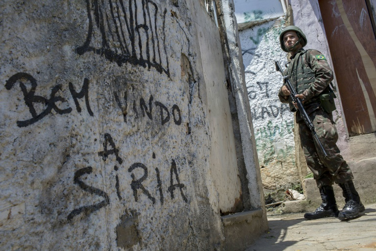Más de medio millón de asesinatos en Brasil en 10 años, según informe