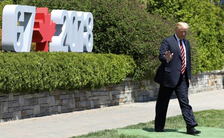 Trump agranda la brecha en el G7 al pedir el retorno de Rusia